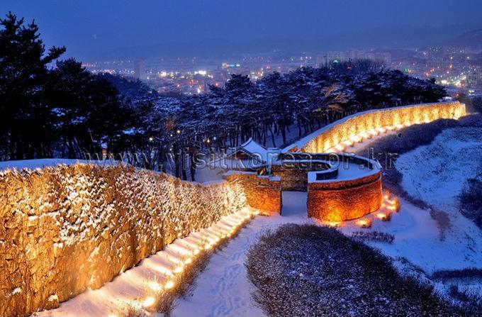 Moyangseong Fortress