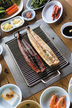 Minmul Jangeo Gui (Grilled Fresh Eel)