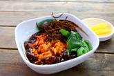 Tot Jajangmyeon, Tot Noodles with Black Soybean Sauce