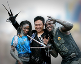 2011 The 14th Boryeong Mud Festival National Photo Contest