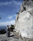 Namsan Rock-carved Buddha 