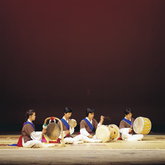 Korean Traditional Percussion Quartet (Samulnori)
