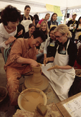 Making pottery Experience