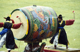 Traditional Big Drum