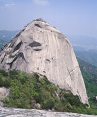 Insubong Peak 