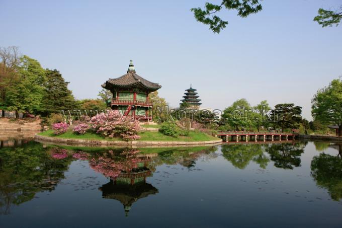 경복궁 향원정