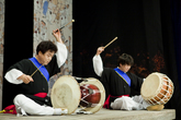 Samul Nori(Traditional Korea Percussion Quartet)