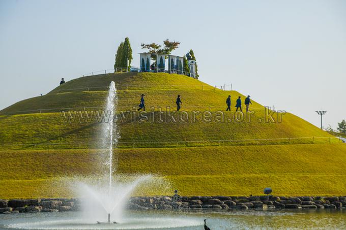 Suncheonman Bay National Garden