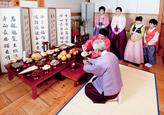 Seollal Jesa_New Year's Ancestral Rites
