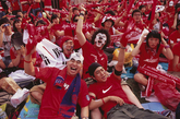 World Cup Cheering