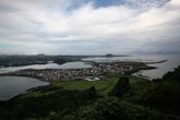 성산읍 전경