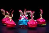 Buchaechum(Traditional Korean Fan Dance)
