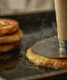 Hotteok(Syrup-filled Pancake)