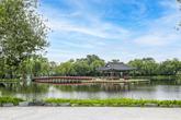 Seodong Park and Gungnamji Pond