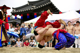Korean wrestling