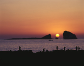 Sunrise of Hyeongje Island