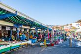Mukho Port Fresh Fish Market