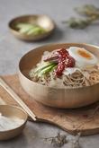 Bibimnaengmyeon(Spicy Buckwheat Noodles)