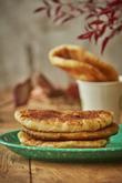 Hotteok(Syrup-filled Pancake)