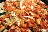Dakgalbi(spicy, stir-fried chicken ribs)