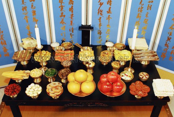 Ancestral, Food
