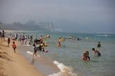 Mangsang Beach