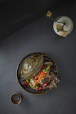 Ganjanggejang(Soy Sauce Marinated Crab)