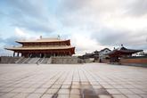 Taewangsasingi set place in Jeju