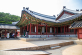 Temporary Palace at Hwaseong Fortress, Suwon