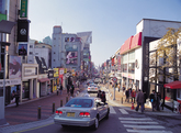 Sinchon-Ehwa Univ. Street, New Look of Seoul
