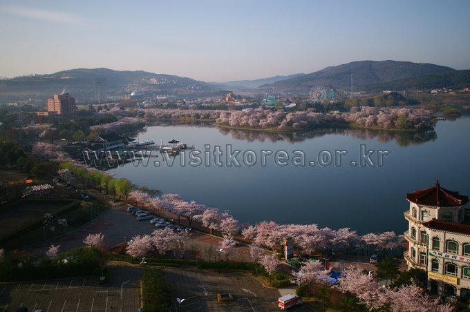 Gyeongju Bomun Tourist Resort
