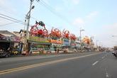 Guryongpo Snow Crab Street