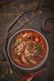 Sogogiyukgaejang(Spicy Beef Soup)