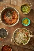 Bibimguksu(Spicy Noodles)