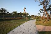 Jang Bogo Statue