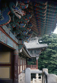 Bulguksa Temple Painting 