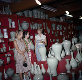 Pottery shop 