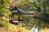 Aeryeonji pond of Changdeokgung Palace