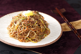 Japchae(Noodles with Meat & Vegetables)