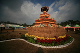 Eco-friendly agricultural products pagoda