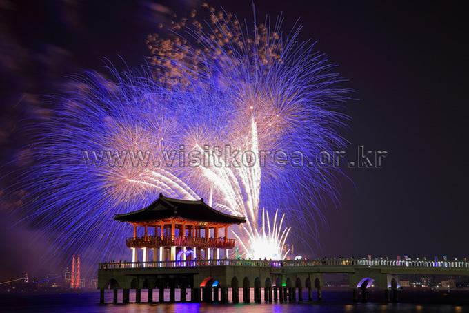 Pohang International Fire & Light Festival