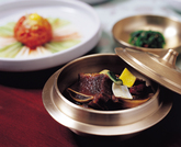 Food, Galbi Jjim,Steamed Beef Rib