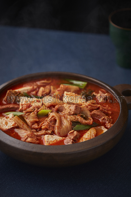 Kimchijjigae(Kimchi Stew)