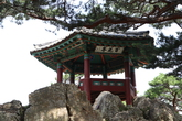 Baekhwajeong Pavilion