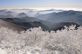 Mt. Taebaeksan..