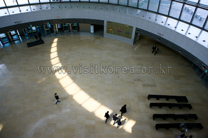 The National Museum of Korea