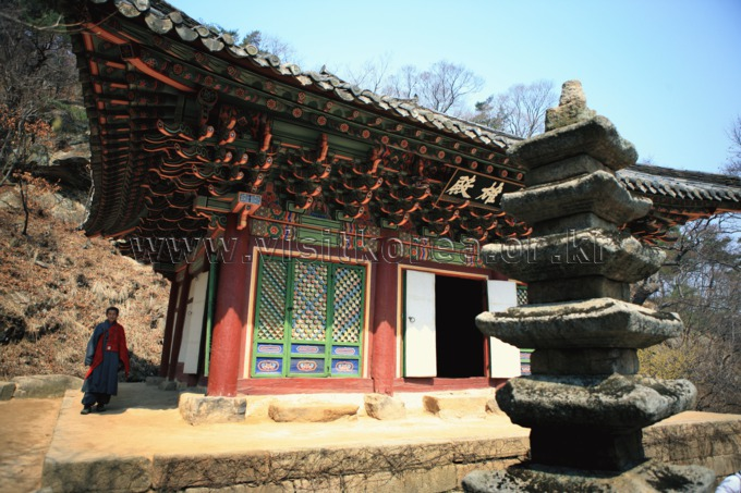 Gwaneumsa Temple in Gaeseong