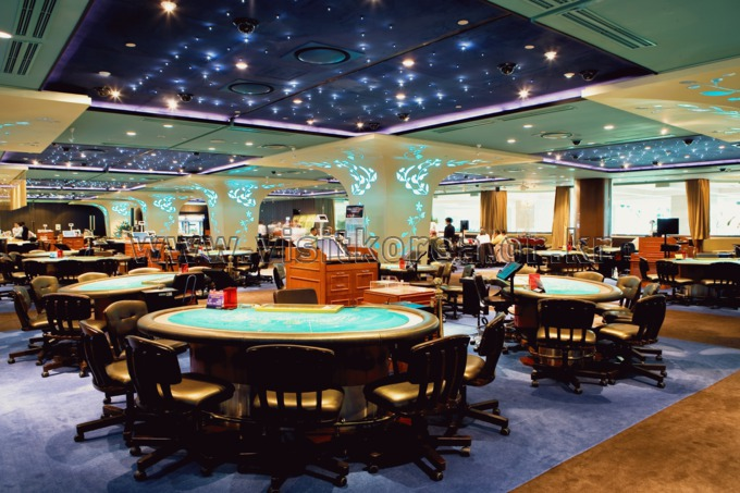 Seven Luck Casino in Busan