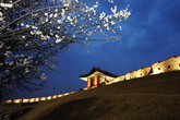 Beautiful Hwaseong Fortress 