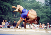 Ssireum (Korean Wrestling)